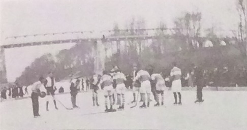 1933 Game on the Taedong River
