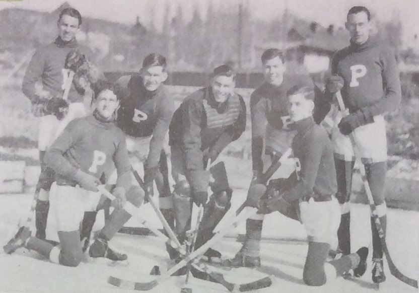 1934 Pyongyang Foreign School Hockey Team
