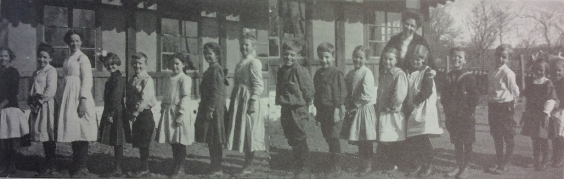 2. Pyongyang Foreign School Students 1912-1913